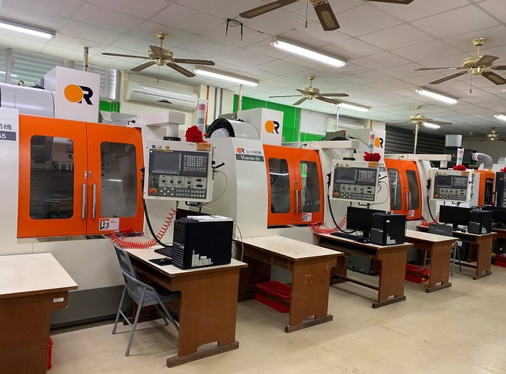 Precision Manufacturing Lab